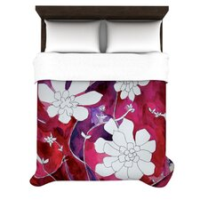 Succulent Dance II  Duvet Cover Collection