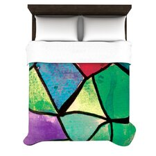 Stain Glass 1 Duvet Cover Collection