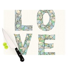 Four Letter Word Cutting Board