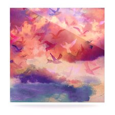 Souffle Sky by Nikki Strange Painting Print Plaque