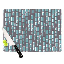 Cubic Geek Chic Cutting Board