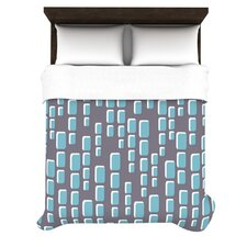 Cubic Geek Chic Duvet Cover Collection