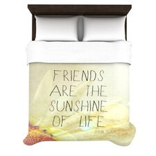 Friends Sunshine Duvet Cover Collection