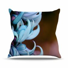 Bloom by Suzanne Carter Throw Pillow