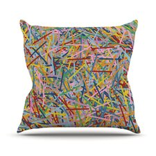 <strong>KESS InHouse</strong> More Sprinkles Throw Pillow