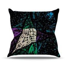 Family 5 by Theresa Giolzetti Throw Pillow