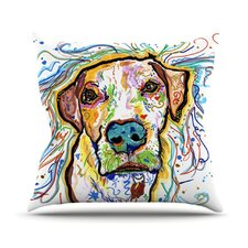 <strong>KESS InHouse</strong> Ernie Throw Pillow