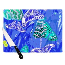 Butterflies Party Cutting Board