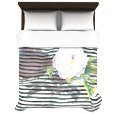 <strong>KESS InHouse</strong> Peony N Duvet Cover Collection