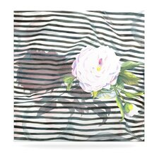 <strong>KESS InHouse</strong> Peony N Floating Art Panel