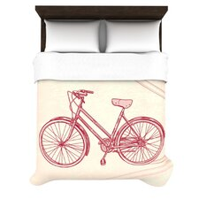 Bicycle Duvet Cover Collection