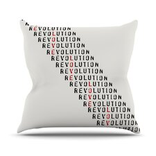 <strong>KESS InHouse</strong> Revolution Throw Pillow