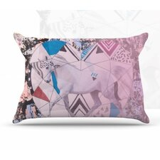 Unicorn Fleece Pillow Case