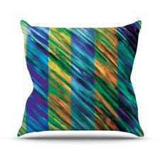 <strong>KESS InHouse</strong> Set Stripes II Throw Pillow