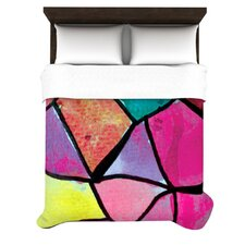 Stain Glass 3 Duvet Cover Collection
