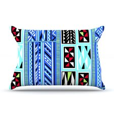 American Blanket Pattern Fleece Pillow Case