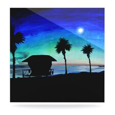 Carlsbad State Beach by Theresa Giolzetti Photographic Print Plaque