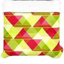 """Palm Beach"" Woven Comforter Duvet Cover"