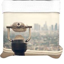 """""""The View LA"""" Woven Comforter Duvet Cover"""