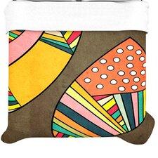 """""""Cosmic Aztec"""" Woven Comforter Duvet Cover"""