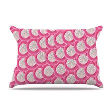 Oho Boho Microfiber Fleece Pillow Case