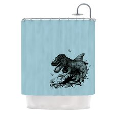 The Blanket II Polyester Shower Curtain