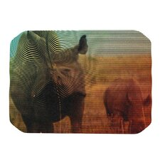 <strong>KESS InHouse</strong> Abstract Rhino Placemat