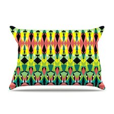 Triangle Visions Microfiber Fleece Pillow Case
