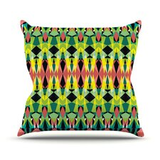 <strong>KESS InHouse</strong> Triangle Visions Throw Pillow