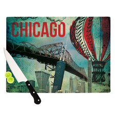 Chicago Cutting Board