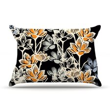 <strong>KESS InHouse</strong> Crocus Microfiber Fleece Pillow Case
