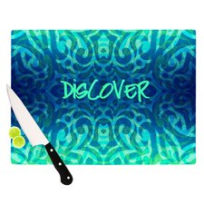 Tattooed Discovery Cutting Board
