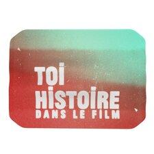 Toi Histoire Placemat