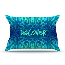 Tattooed Discovery Microfiber Fleece Pillow Case
