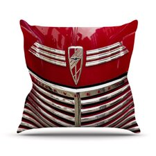 Chevy by Ingrid Beddoes Throw Pillow