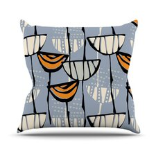 <strong>KESS InHouse</strong> Eden Throw Pillow