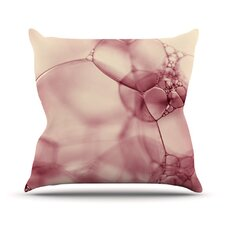 <strong>KESS InHouse</strong> Bubbles Throw Pillow