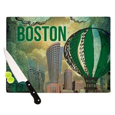 Boston Cutting Board