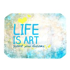 <strong>KESS InHouse</strong> Life Is Art Placemat
