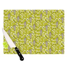 Blossom Bird Cutting Board