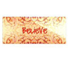 Tattooed Believer by Caleb Troy Graphic Art Plaque
