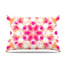 Batik Mandala Microfiber Fleece Pillow Case
