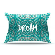 <strong>KESS InHouse</strong> Tattooed Dreams Microfiber Fleece Pillow Case