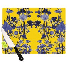 Bloom Flower Cutting Board