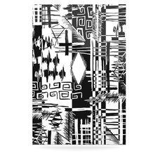 Tropical Buzz by Gabriela Fuente Graphic Art Plaque
