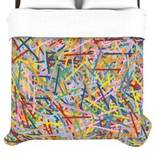 <strong>KESS InHouse</strong> More Sprinkles Duvet Cover