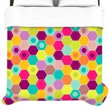 Arabian Bee Duvet Cover