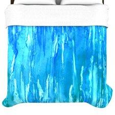 """Wet and Wild"" Woven Comforter Duvet Cover"