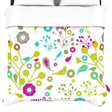 Bird Fantasy Duvet Cover