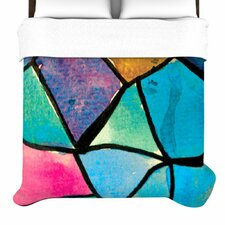 Stain Glass 2 Duvet Cover